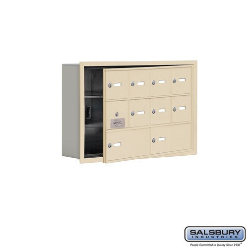 Salsbury Cell Phone Storage Locker - with Front Access - 19135-10ARK