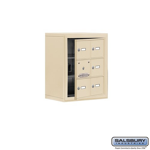Salsbury Cell Phone Storage Locker - with Front Access - 19138-06ASK