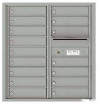 versatile 4C09D-16 4CFL Front-loading Mailbox