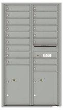 versatile 4C15D-17 4CFL Front-loading Mailbox