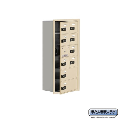 Salsbury Cell Phone Storage Locker - with Front Access - 19168-10ARC