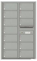 versatile 4C14D-13-SM 4CFL Front-loading Mailbox