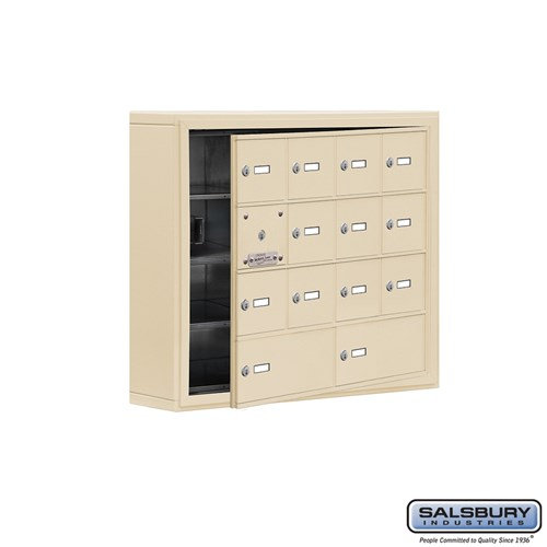 Salsbury Cell Phone Storage Locker - with Front Access - 19145-14ASK