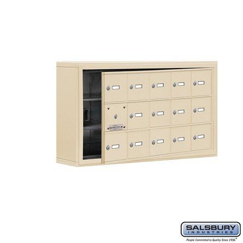 Salsbury Cell Phone Storage Locker - with Front Access - 19135-15ASK