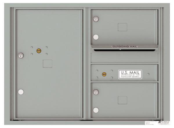 versatile 4C06D-02 4CFL Front-loading Mailbox