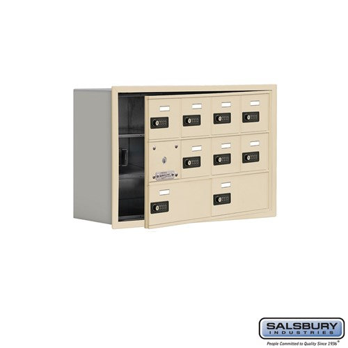 Salsbury Cell Phone Storage Locker - with Front Access - 19138-10ARC