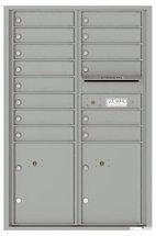versatile 4C13D-14 4CFL Front-loading Mailbox
