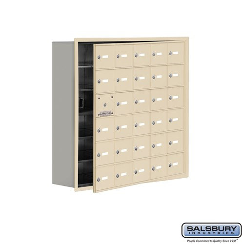 Salsbury Cell Phone Storage Locker - with Front Access - 19168-30ARK