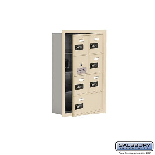 Salsbury Cell Phone Storage Locker - with Front Access - 19145-07ARC