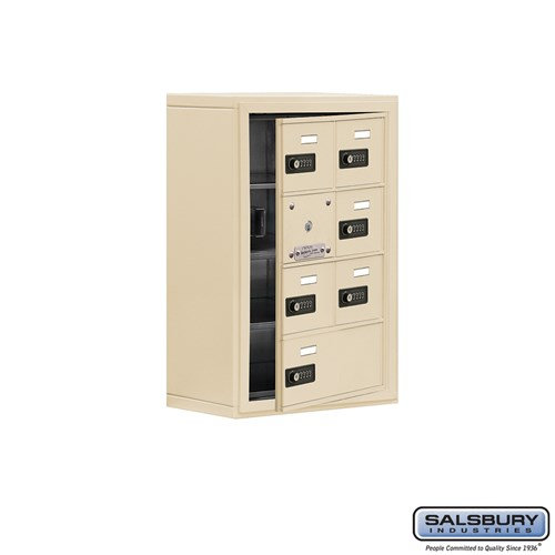 Salsbury Cell Phone Storage Locker - with Front Access - 19148-07ASC