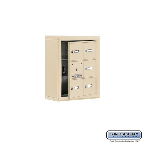 Salsbury Cell Phone Storage Locker - with Front Access - 19135-06ASK