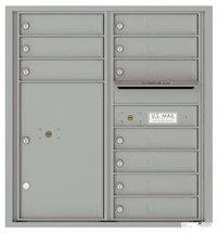 versatile 4C09D-10-SM 4CFL Front-loading Mailbox