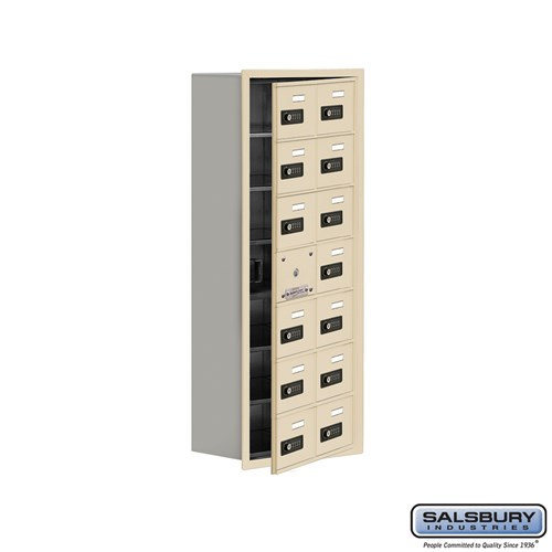 Salsbury Cell Phone Storage Locker - with Front Access - 19178-14ARC