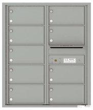 versatile 4C10D-09-SM 4CFL Front-loading Mailbox