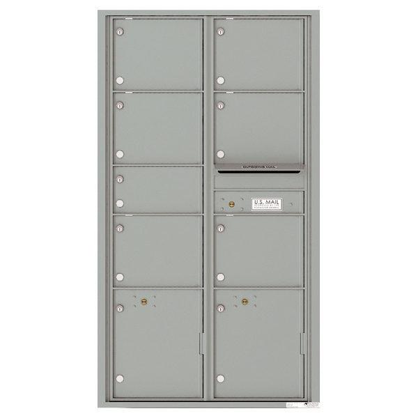 versatile 4C16D-07 4CFL Front-loading Mailbox