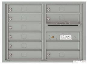 versatile 4C06D-09 4CFL Front-loading Mailbox