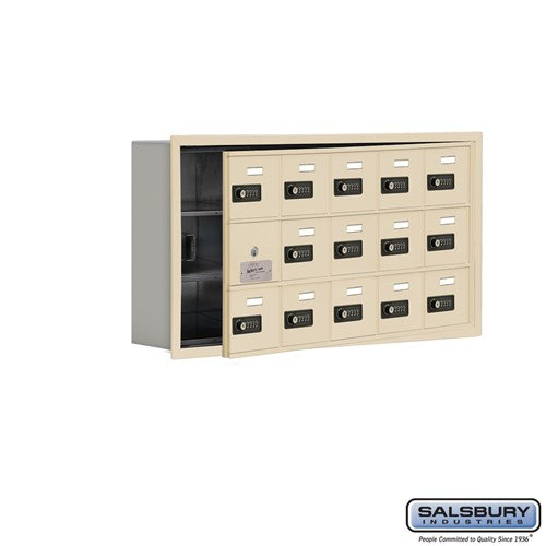 Salsbury Cell Phone Storage Locker - with Front Access - 19135-15ARC