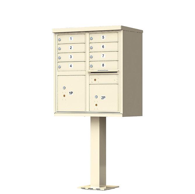 vital 1570-8 Cluster Box Unit Mailbox