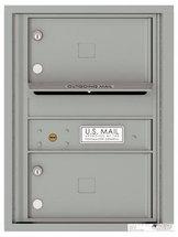 versatile 4C06S-02-SM 4CFL Front-loading Mailbox