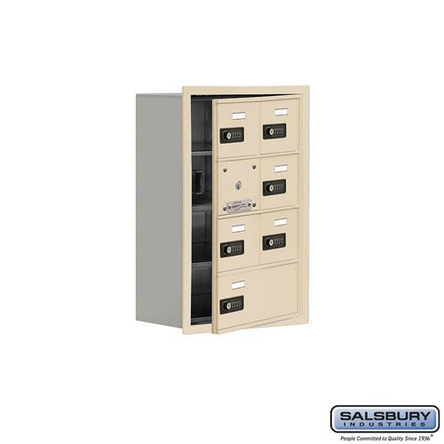 Salsbury Cell Phone Storage Locker - with Front Access - 19148-07ZRC