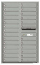 versatile 4C14D-26-SM 4CFL Front-loading Mailbox