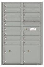 versatile 4C13D-16-SM 4CFL Front-loading Mailbox
