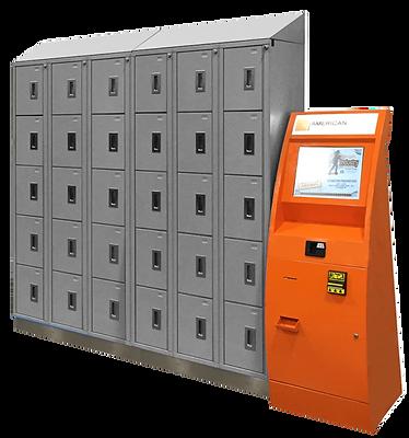 Electronic Locker System SS