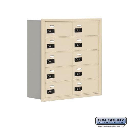 Salsbury Cell Phone Storage Locker - 5 Door High Unit  - 19058-10ARC