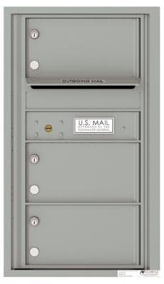 versatile 4C08S-03 4CFL Front-loading Mailbox