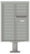 versatile 4C12D-22-P 4CFL Front-loading Mailbox