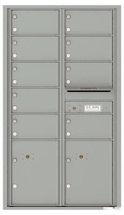 versatile 4C15D-09-SM 4CFL Front-loading Mailbox