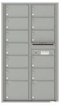 versatile 4C15D-13-SM 4CFL Front-loading Mailbox