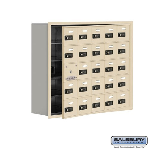 Salsbury Cell Phone Storage Locker - with Front Access - 19158-25ARC