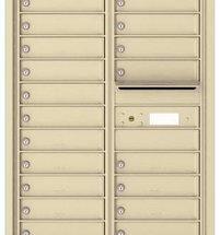 versatile 4C11D-19 4CFL Front-loading Mailbox