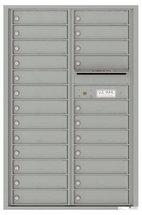 versatile 4C13D-24 4CFL Front-loading Mailbox