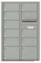 versatile 4C13D-11-SM 4CFL Front-loading Mailbox