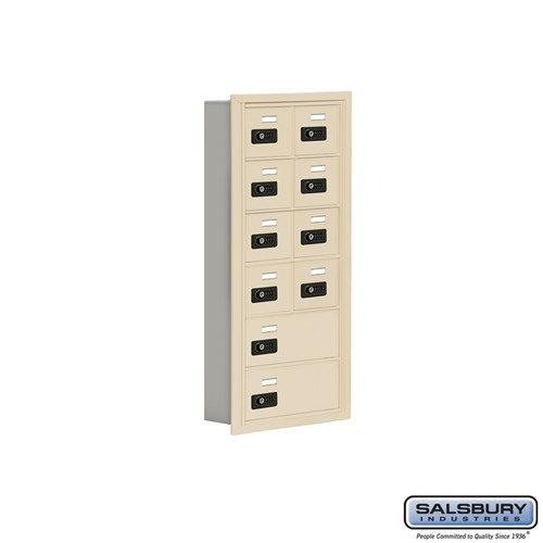 Salsbury Cell Phone Storage Locker - 6 Door High Unit  - 19065-10ARC