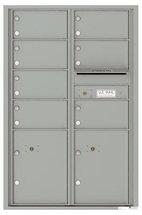 versatile 4C13D-07-SM 4CFL Front-loading Mailbox