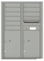 versatile 4C12D-10-SM 4CFL Front-loading Mailbox