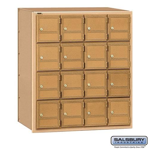 Salsbury Americana Mailbox - 2116RL