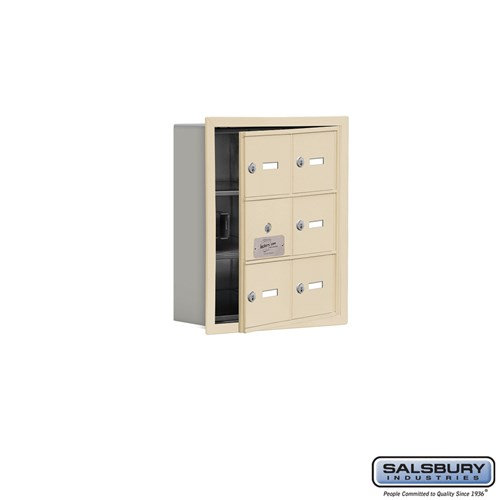 Salsbury Cell Phone Storage Locker - with Front Access - 19135-06ARK