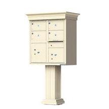 vital 1570-4T5V Cluster Box Unit Mailbox