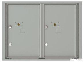 versatile 4C06D-2P-SM 4CFL Front-loading Mailbox