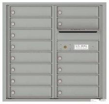 versatile 4C08D-14-SM 4CFL Front-loading Mailbox