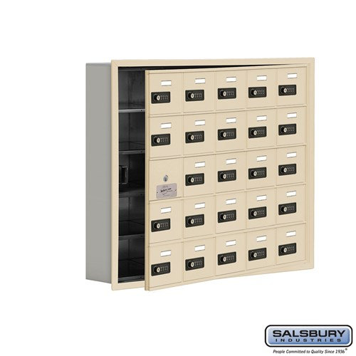 Salsbury Cell Phone Storage Locker - with Front Access - 19155-25ARC