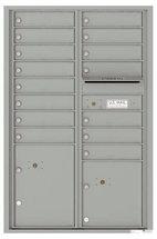versatile 4C13D-15-SM 4CFL Front-loading Mailbox