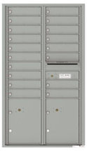 versatile 4C15D-18 4CFL Front-loading Mailbox