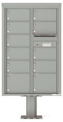 versatile 4C13D-11-P 4CFL Front-loading Mailbox