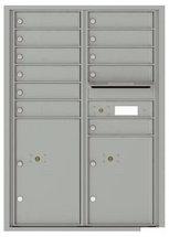 versatile 4C12D-11-SM 4CFL Front-loading Mailbox