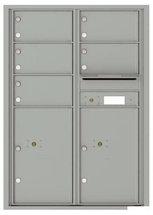 versatile 4C12D-05-SM 4CFL Front-loading Mailbox